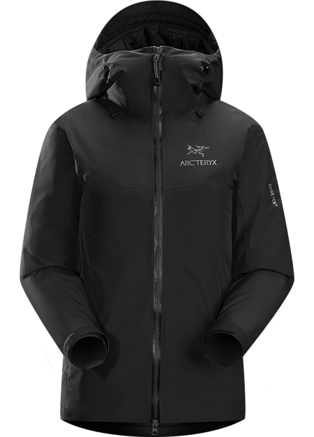Fission SL Jacket Women's The lightest weight, fully waterproof, fully insulated jacket uses waterproof/breathable GORE-TEX® and Arc'teryx exclusive Thermatek™ insulation. Fission Series: Insulated weatherproof outerwear | SL: Superlight.