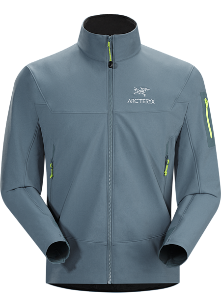Gamma LT Jacket Men's Durable and breathable, wind and moisture resistant softshell jacket for everyday use. Gamma Series: Softshell outerwear with stretch | LT: Lightweight.