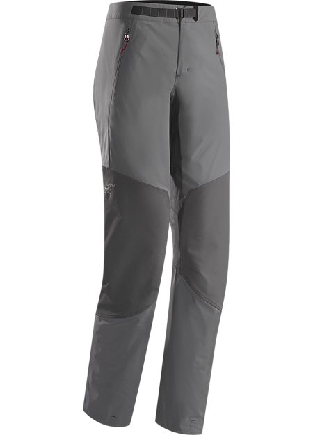 Gamma Rock Pant Women's Lightweight, breathable, technical alpine pant constructed with two weights of stretchy yet durable textile that provide enhanced abrasion resistence and mobility. Gamma Series: Softshell outerwear with stretch.