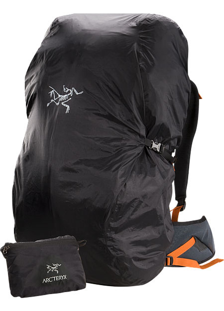 Pack Shelter S Lightweight and packable pack cover; Fits most packs up to 50L