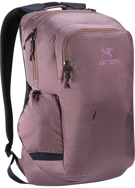 Pender Backpack Panel loading daypack for the digital world features smart organization, laptop protection, and volume to accommodate a full day's gear.