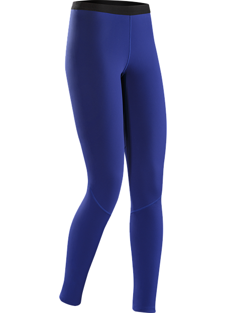 Phase SV Bottom Women's Moisture-wicking base-layer, constructed using odour-control fabric; Ideal as mid-level insulation during aerobic activities. Phase Series: Moisture wicking base layer | SV: Severe Weather.