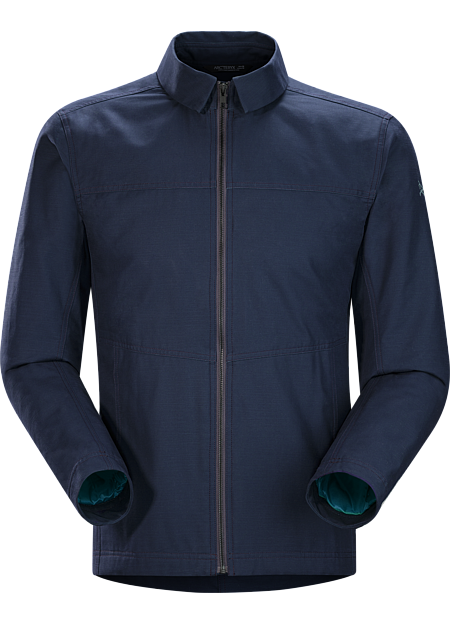 Proxy Jacket Men's Casual, water repellent cotton canvas jacket with a Coreloft™ insulated liner and contemporary style.