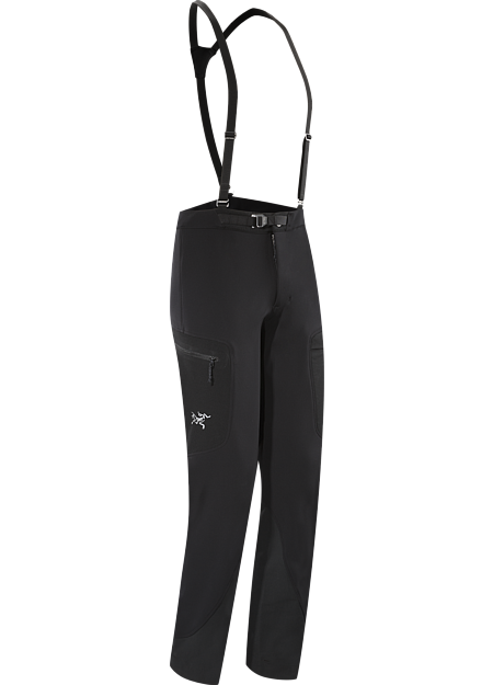 Psiphon SV Pant Men's Crafted for climbing in severe alpine conditions, the Psiphon SV Pant is the warmest Arc'teryx softshell pant.