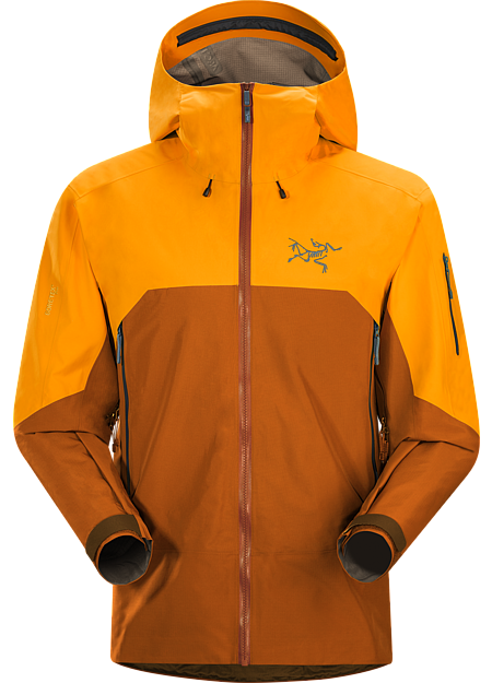 Rush Jacket Men's Waterproof, breathable, durable backcountry ski and snowboard jacket designed for big mountain adventures, skiing and riding.