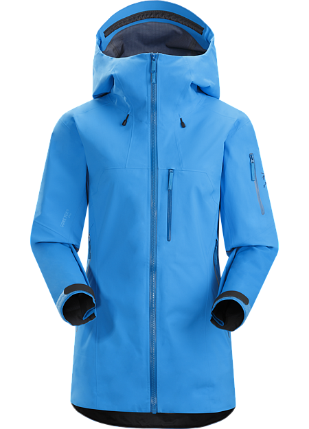 Scimitar Jacket Women's Lightweight, breathable, and easily packed GORE-TEX® Pro jacket designed for backcountry touring and big mountain adventures.