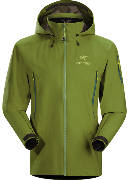 Theta AR Jacket Men's Lightweight and versatile GORE-TEX® jacket, features a tall collar with a DropHood™. Theta Series: All-round mountain apparel with increased coverage | AR: All-Round.