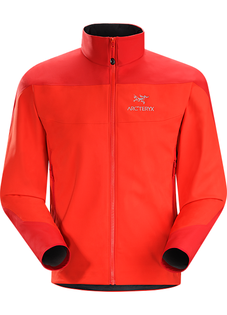 Venta AR Jacket Men's Windproof, breathable, lightly insulated softshell jacket for active use on frigid days. Venta Series: Weather resistant softshell garments | AR: All-Round.