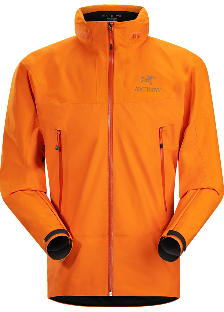 Zeta LT Hybrid Jacket Men's Superlight, highly packable N40r GORE-TEX® fabric with Paclite® technology jacket for emergency storm protection. N40p GORE-TEX® 3L with tricot technology reinforces high wear areas.