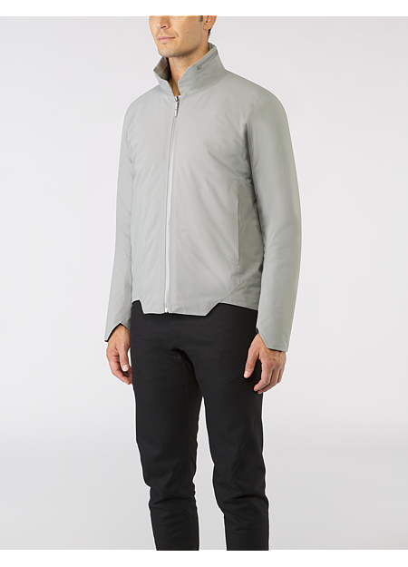 Achrom IS Jacket Men's Lightly insulated 3-layer GORE-TEX® C-KNIT™ jacket with a tailored fit and concealed features.