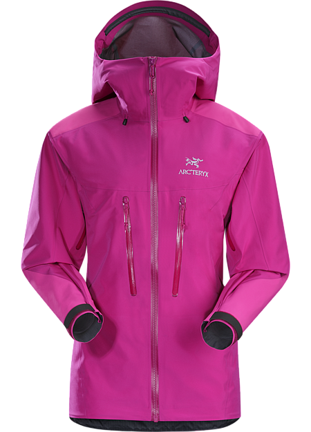 Alpha AR Jacket Women's Versatile GORE-TEX® Pro jacket performs across a range of alpine conditions. Alpha Series: Climbing and alpine focused systems | AR: All Round.