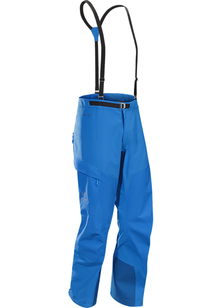 Alpha AR Pant Men's Versatile, lightweight, hardwearing GORE-TEX® Pro pant for climbers and alpinists. Alpha Series: Climbing and alpine focused systems | AR: All Round.