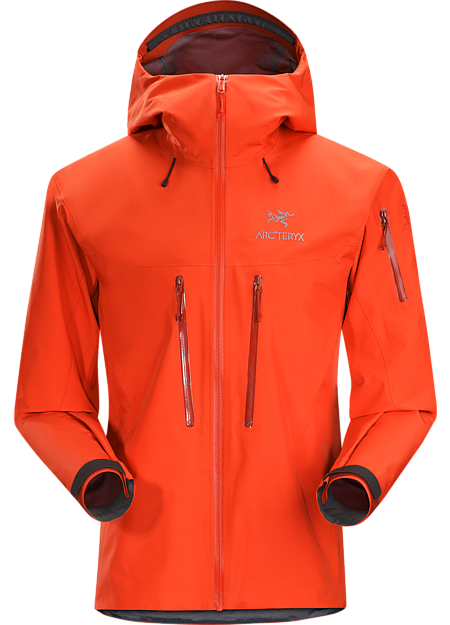 Alpha SV Jacket Men's Hardwearing GORE-TEX® Pro hardshell for extended use in severe alpine conditions. Alpha Series: Climbing and alpine focused systems | SV: Severe Weather.
