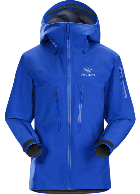 Alpha SV Jacket Women's Hardwearing GORE-TEX® Pro hardshell for extended use in severe alpine conditions. Alpha Series: Climbing and alpine focused systems | SV: Severe Weather.