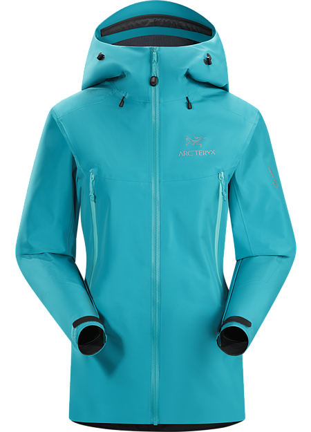 Beta LT Jacket Women's Lightweight, waterproof/breathable jacket made from GORE-TEX® Pro with supple yet durable N40p-X face fabric. Beta Series: All-round mountain apparel | LT: Lightweight.