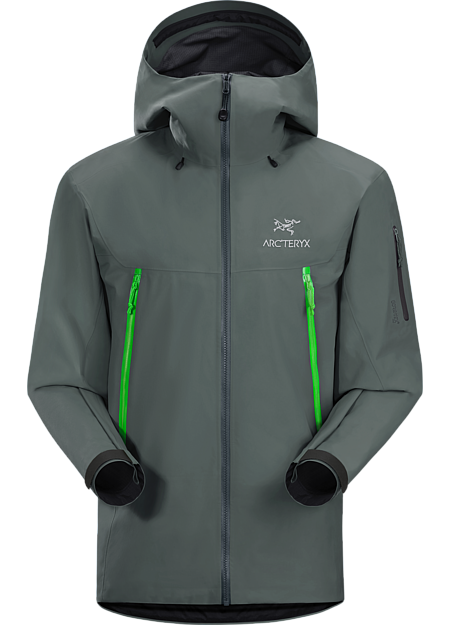 Beta SV Jacket Men's Durable, highly versatile GORE-TEX® Pro jacket for severe alpine conditions. Beta Series: All-round mountain apparel | SV: Severe Weather.