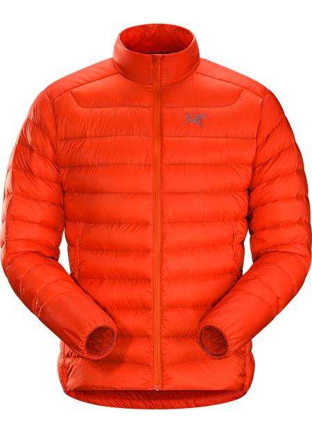 Cerium LT Jacket Men's Streamlined, lightweight down jacket filled with 850 fill European white goose down. This backcountry specialist jacket is intended primarily as a mid layer in cool, dry conditions. Down Series: Down insulated garments | LT: Lightweight.