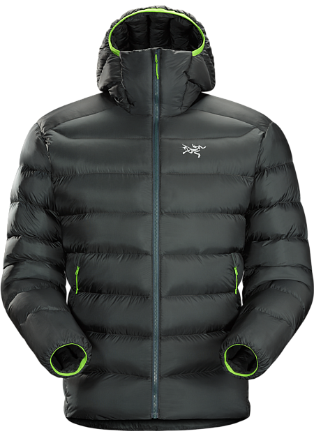 Cerium SV Hoody Men's This backcountry specialist is the warmest Cerium hoody. Streamlined, lightweight down jacket filled with 850 grey goose down. This jacket is intended as a warm mid layer or standalone piece in cold, dry conditions. Down Series: Down insulated garments | SV: Severe Weather.