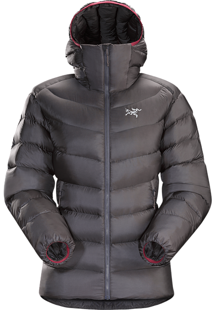 Cerium SV Hoody Women's This backcountry specialist is the warmest Cerium hoody. Streamlined, lightweight down jacket filled with 850 grey goose down. This jacket is intended as a warm mid layer or standalone piece in cold, dry conditions. Down Series: Down insulated garments | SV: Severe Weather.