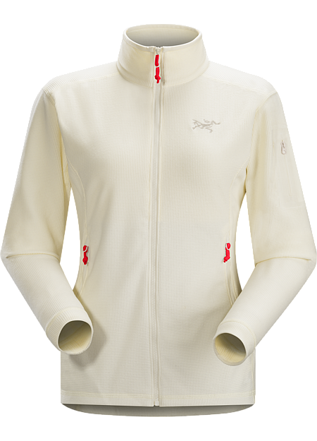 Delta LT Jacket Women's Versatile, lightweight, women's microfleece jacket that works as a midlayer or cool weather. Delta Series: Mid layer fleece | LT: Lightweight.