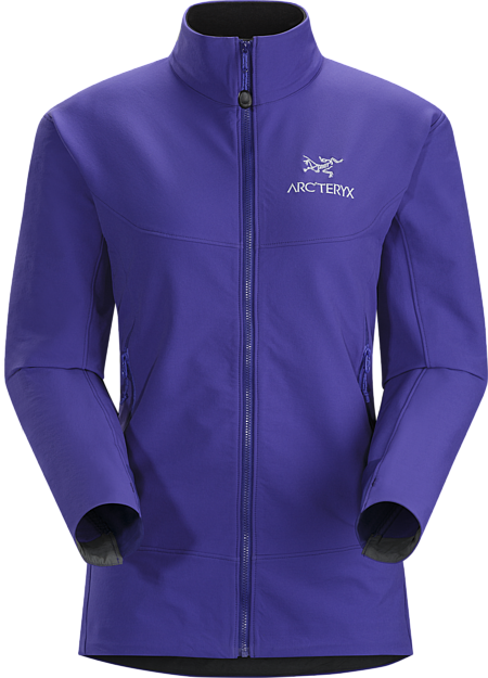 Gamma LT Jacket Women's Light, durable, versatile women's softshell jacket offering wind and weather protection, air permeable comfort and freedom of movement. Gamma Series: Softshell outerwear with stretch | LT: Lightweight.