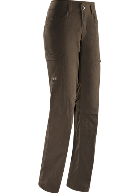 Parapet Pant Women's Versatile, lightweight casual hiking pant made from highly durable TerraTex™ fabric. Redesigned for Spring 2016 with an updated fit and style.