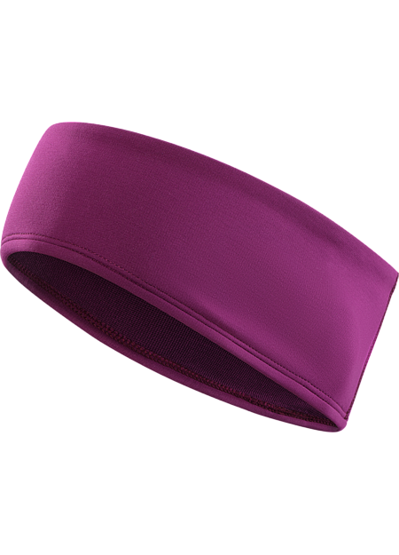 Phase AR Headband Low profile, lightweight, moisture wicking headband constructed using Phasic™ base layer textiles. Phase Series: Moisture wicking base layer | AR: All-Round.