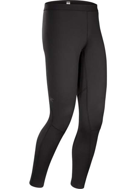 Phase SL Bottom Men's Silkweight Phasic™ baselayer bottom for high output in cooler temperatures. Phase Series: Moisture wicking base layer | SL: Superlight.