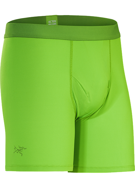 Phase SL Boxer Short Men's Silkweight Phasic™ baselayer boxer for high output activities. Phase Series: Moisture wicking base layer | SL: Superlight.