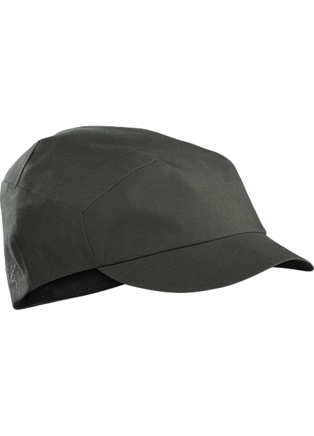 Quanta Cap Contemporary cap with an elastic headband and subtle embroidered Arc'teryx logo.