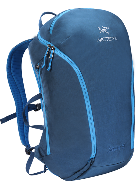 Sebring 25 Backpack Versatile 25 litre, fully opening climbing/hiking day bag that also works well as an urban commuter pack.