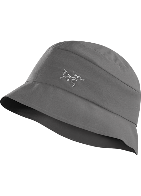 Sinsolo Hat Lightweight, stretch nylon sun hat with soft, pliable brim that easily compresses to fit in a pack or pocket.