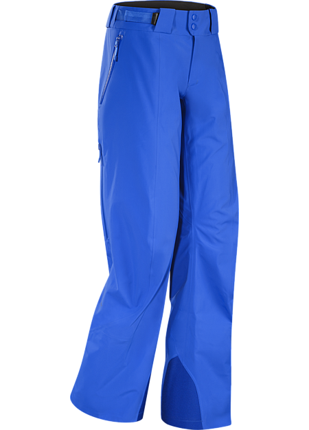 Stingray Pant Women's On area GORE-TEX pant in a lower profile silhouette.
