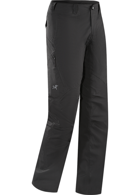 Stowe Pant Men's Lightweight, durable, air permeable, trim fitting cargo pant constructed from a stretch cotton/nylon blend material.