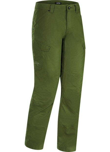 Stratia Pant Men's Versatile, trim fitting cargo pant designed to meet the needs of our everyday lives.