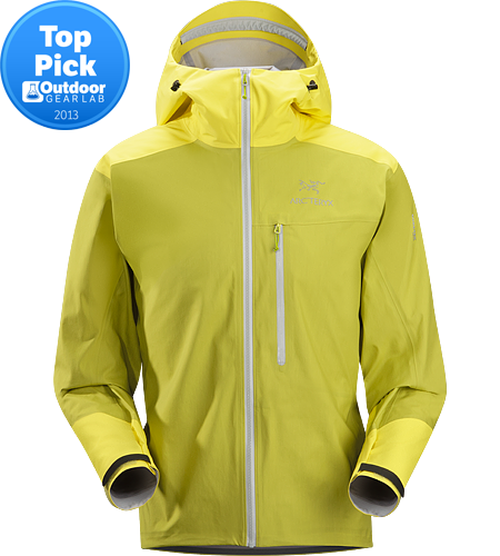 Alpha FL Jacket Men's Fully waterproof, minimalist jacket designed for fast and light alpine adventures. Built using an innovative new GORE-TEX Active Shell textile for super lightweight, breathable wet-weather protection.
