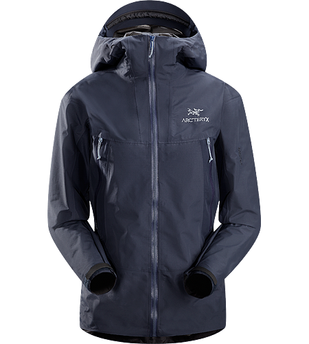 Alpha SL Hybrid Jacket Women's Super lightweight, compressible, waterproof jacket designed using two composites of GORE-TEX textile for added durability in high-wear areas. Ideal for emergency weather protection when hiking or climbing.