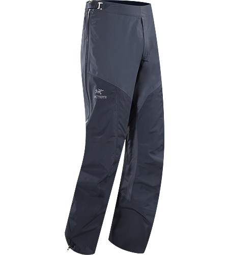 Alpha SL Pant Men's Lightweight, packable, waterproof and breathable GORE-TEX alpine pant, designed for maximum mobility. Our lightest, most compressible, waterproof pant, designed for take-along emergency use when the weather takes a turn for the worse.