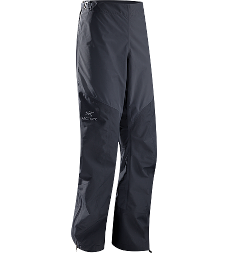 Alpha SL Pant Women's Lightweight, packable, waterproof and breathable GORE-TEX alpine pant, designed for maximum mobility. Our lightest, most compressible, waterproof pant, designed for take-along emergency use when the weather takes a turn for the worse.