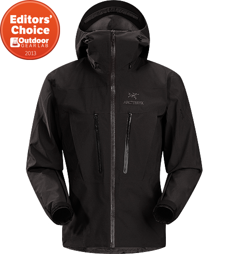Alpha SV Jacket Men's Newly redesigned with enhanced GORE-TEX Pro fabric with a softer face and a refined fit. A fortress for extreme mountain conditions; ideal for climbing and alpinism. Our most durable waterproof shell built with GORE-TEX Pro textile