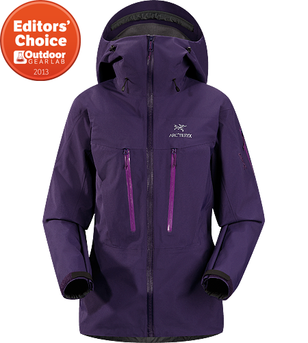 Alpha SV Jacket Women's Newly redesigned with enhanced GORE-TEX Pro fabric with a softer face. A fortress for extreme mountain conditions; ideal for climbing and alpinism. Our most durable waterproof shell built with GORE-TEX Pro