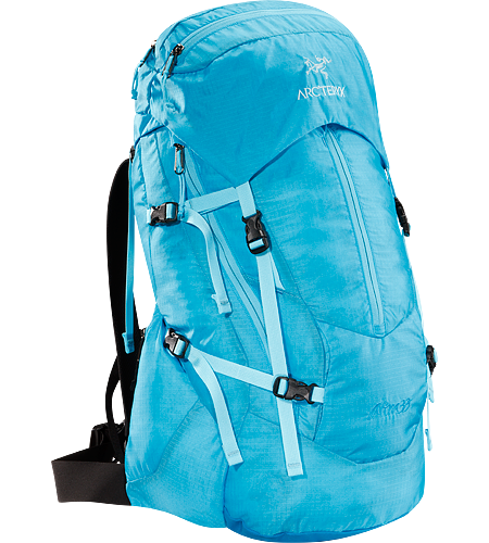 Altra 33 Women's Overnight 33 litre volume pack constructed with the new C² Composite Construction system,