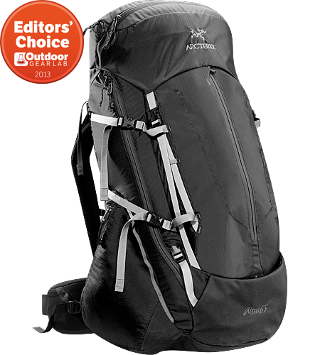 Altra 65 Men's Five plus day, 65 litre volume trekking and backpacking pack constructed with the new C Composite Construction system,