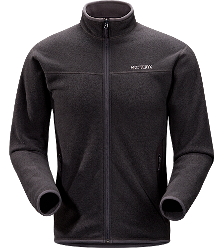 Apache Cardigan Men's Trim-fitting, insulated jacket, with a casual sweater look; Designed as a layering piece.