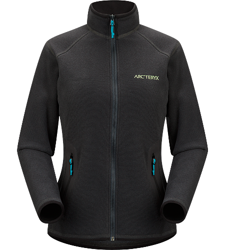 Apache Cardigan Women's Trim-fitting, insulated jacket, with a casual sweater look; Designed as a layering piece.
