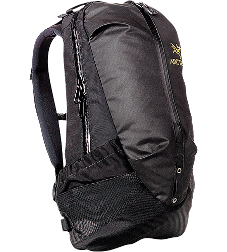 Arro 22 Urban commuter backpack with WaterTight construction.