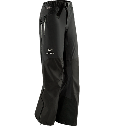 Beta AR Pant Women's Durable, lightweight & packable, waterproof, four-season pant.