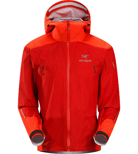 Beta FL Jacket Men's Fully waterproof, athletic fit jacket designed for backcountry ski adventures. Built using an innovative new GORE-TEX Active Shell textile for super lightweight, breathable wet-weather protection.