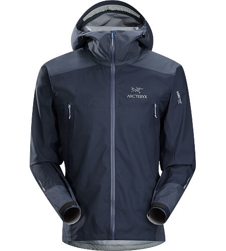 Beta FL Jacket Men's Fully waterproof, athletic fit jacket designed for backcountry ski adventures. Built using an innovative new GORE-TEX® Active Shell textile for super lightweight, breathable wet-weather protection.