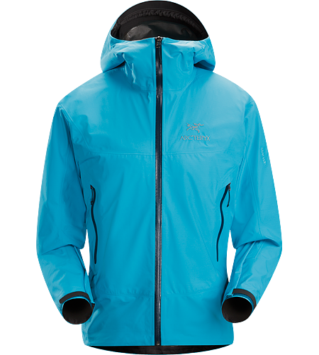 Beta SL Jacket Men's Newly Redesigned for 2012 with a slimmer fit and a Storm Hood. Super lightweight, packable, waterproof GORE-TEX PacLite jacket designed for take-along emergency storm protection for hikers.